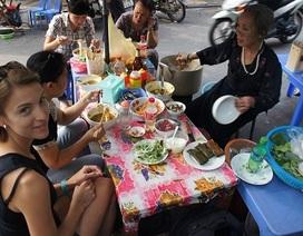 Thế giới làm phim thú vị về ẩm thực đường phố Hà Nội