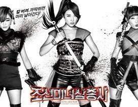 """The Huntresses - """"Những thiên thần của Charlie phiên bản Hàn"""""""