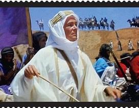 Hàng loạt phim kinh điển của điện ảnh Anh được lên tem