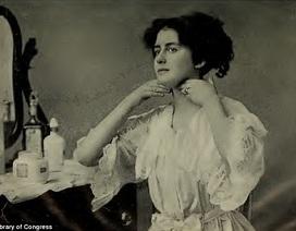 """Bi hài """"bí quyết"""" làm đẹp của phụ nữ thế kỷ trước"""