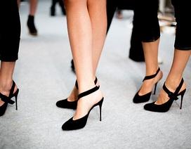 Tại sao phụ nữ dành tình yêu bất diệt cho giày cao gót?