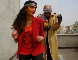 Thanh niên Iran bị bắt vì... không đội khăn trong MV ca nhạc