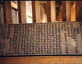 Châu bản triều Nguyễn trở thành Di sản thế giới