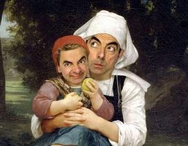 Bật cười với những hóa thân của Mr. Bean trong hội họa kinh điển