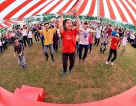 Nhảy vận động vì cộng đồng sắp đến với sinh viên Hà Nội