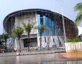 Công trình Nhà hát 3 nón lá ở Bạc Liêu: Tỉnh đang chờ báo cáo!