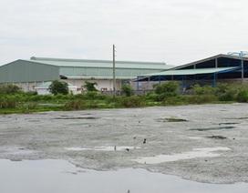 Nhà máy xử lý nước thải gây ô nhiễm do quá tải