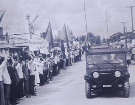Ngày giải phóng trên mảnh đất cuối trời Tổ quốc