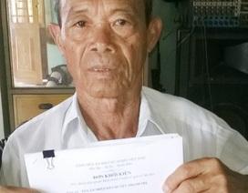 Một công dân khởi kiện quyết định của Chủ tịch UBND tỉnh Sóc Trăng