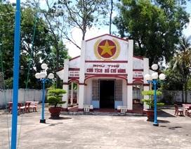 Chuyện xây Phủ thờ Bác Hồ ở Cà Mau