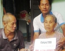 Hơn 36 triệu đồng đến với gia đình bà Ngô Thị Thai