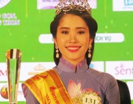 Người đẹp Tiền Giang đăng quang Hoa khôi ĐBSCL 2015