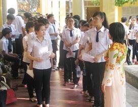 Thi thử THPT Quốc gia: Hơn 1.000 học sinh bị điểm liệt môn Toán và Lịch sử