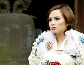 Hoa hậu Diễm Hương kiều diễm