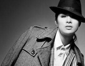 Hoa hậu Ngọc Hân cá tính với phong cách Tomboy