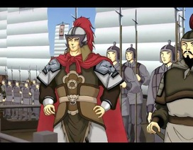 """""""Đại chiến Bạch Đằng""""- phim hoạt hình lịch sử gây sốt trên Youtube"""