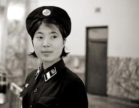 Vẻ đẹp đậm nét truyền thống của phụ nữ Triều Tiên