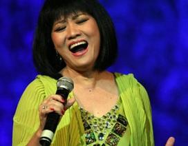 Cẩm Vân: Hồi hộp trở lại với Tiếng hát mãi xanh