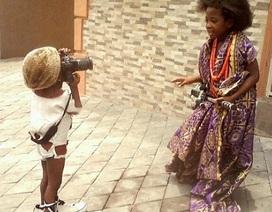 Kinh ngạc trước những bức ảnh của cậu bé...  3 tuổi