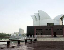 """Trung Quốc là """"siêu đạo chích"""" về kiến trúc"""