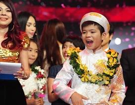 Chuyện chưa biết về quán quân Giọng hát Việt nhí- Quang Anh