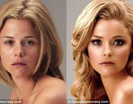 """Khả năng """"phù thủy"""" của Photoshop với các... người đẹp"""