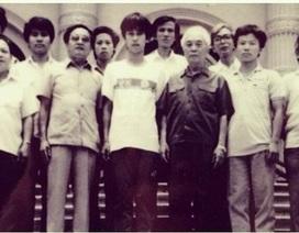 Triển lãm ảnh Đại tướng Võ Nguyên Giáp với tuổi trẻ Thủ đô