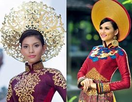 Người đẹp Việt và những bộ Quốc phục ấn tượng với thế giới