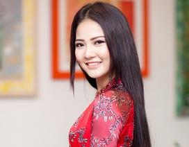 Áo dài Trần Thị Quỳnh mặc đêm chung kết Mrs World bán giá 100 triệu