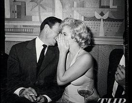 Ảnh hiếm chưa từng công bố về Marilyn Monroe và người tình