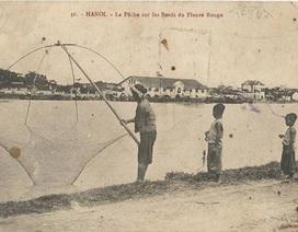 Sông Hồng - hình ảnh quý hiếm về một dòng chảy huyền thoại