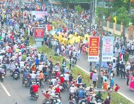 Lễ hội đường phố quốc tế rộn rã cả cố đô Huế