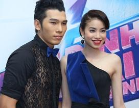 """Ngọc Tình """"cặp kè"""" Á hậu Phạm Hương"""