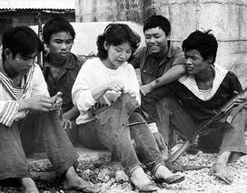 Bộ ảnh vô giá về cuộc sống và chiến đấu ở Trường Sa năm 1988