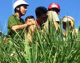 Tài xế đạp ngã CSGT gây náo loạn cửa ngõ Sài Gòn
