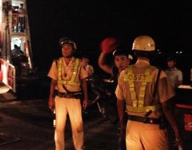 """Kẻ """"ngáo đá"""" tấn công CSGT, làm loạn bến phà Cát Lái đối diện 3 tội danh"""