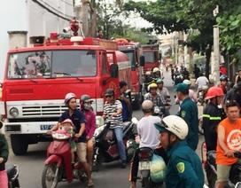 6 xe chuyên dụng, gần 100 người chữa cháy… bãi rác