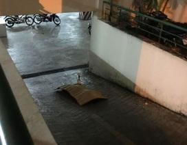Người phụ nữ nước ngoài rơi từ tầng 8 chung cư, tử vong tại chỗ
