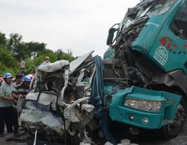 Tai nạn liên hoàn cực nghiêm trọng trên cầu dây văng biểu tượng Sài Gòn