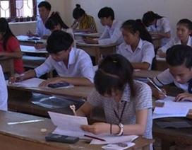 Gần 18.000 học sinh Hà Tĩnh bước  vào kỳ thi tuyển sinh lớp 10 THPT