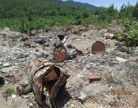 Phát hiện bãi rác khổng lồ nghi của Formosa