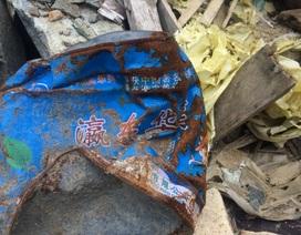 """Phát hiện thêm bãi rác """"khủng"""" nghi của Formosa"""