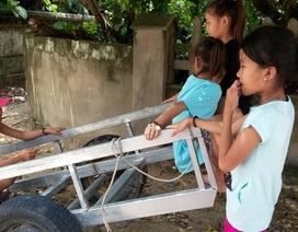 Hà Tĩnh: Gần 1.000 học sinh vẫn chưa được đến trường