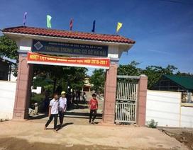Vụ học sinh bị ngăn cản đến trường: Các em học sinh đã đi học trở lại