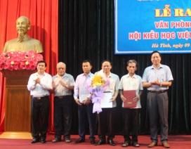 Ra mắt Hội Kiều học Việt Nam tại Hà Tĩnh