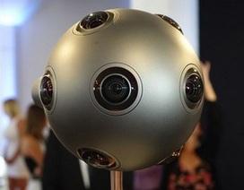 Nokia đặt chân vào thị trường thực tế ảo với camera 360 độ độc đáo