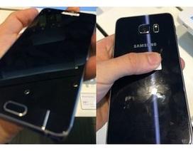 Lộ loạt ảnh thực tế Galaxy Note 5 và S6 Edge Plus sắp ra mắt