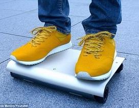 """Walkcar - """"Ô tô bỏ túi"""" kích thước bằng một chiếc máy tính bảng"""