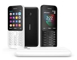 """Microsoft ra mắt điện thoại Nokia giá rẻ, pin """"khủng"""""""