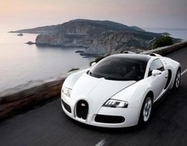 Bộ sưu tập hình nền Bugatti Veyron - Siêu xe thương mại nhanh nhất thế giới